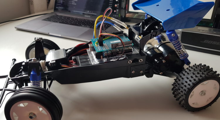 Arduino RC Tamiya